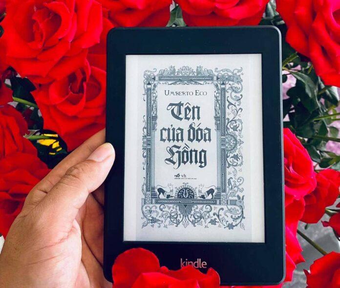 Review sách Tên của Đóa Hồng