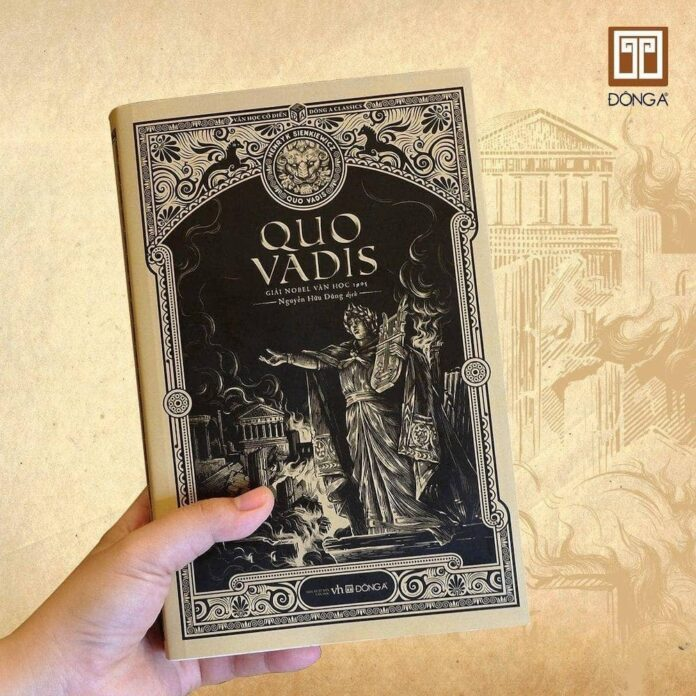 Review sách QUO VADIS